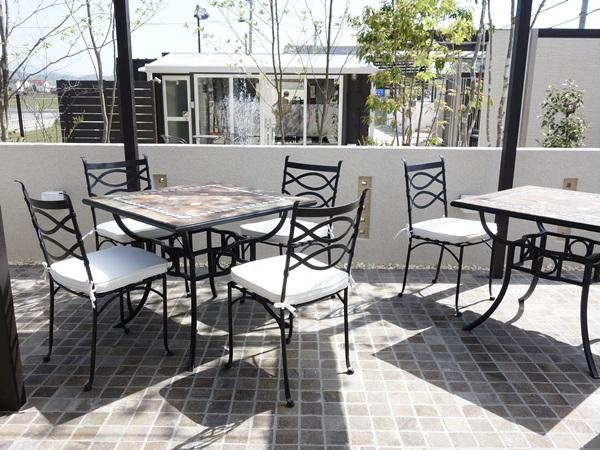 ガーデンカフェ 和歌山市