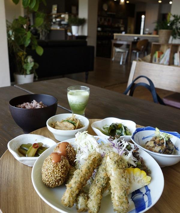 素食カフェ Ren 璉